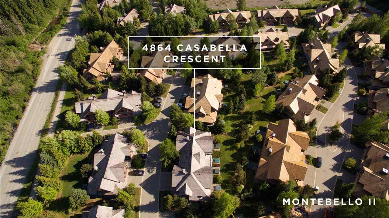 4864 CASABELLA CRESCENT - Whistler Village Townhouse for sale, 3 Bedrooms (R2592689) #3