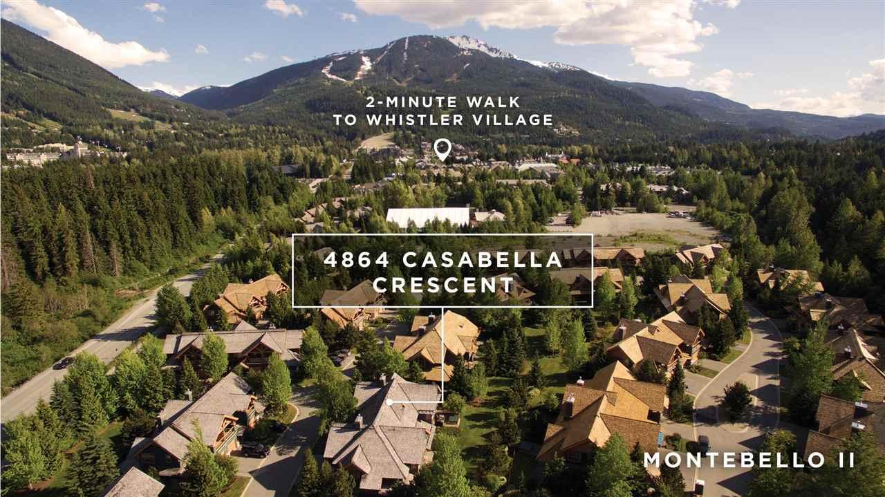 4864 CASABELLA CRESCENT - Whistler Village Townhouse for sale, 3 Bedrooms (R2592689) #5