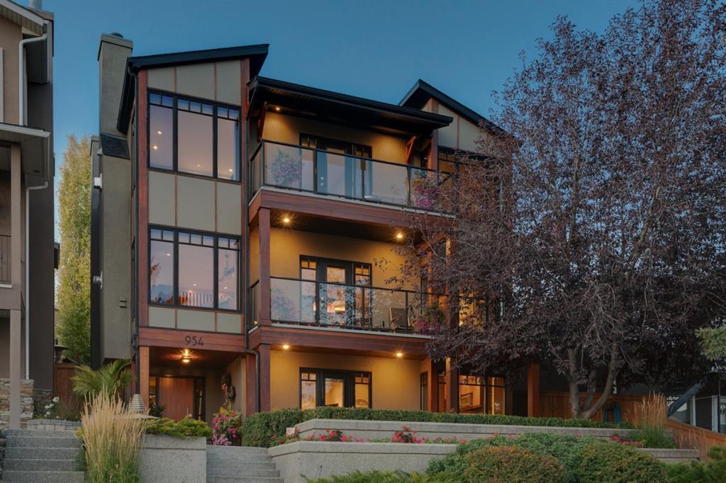 954 Drury Avenue NE - Bridgeland/Riverside Detached for sale, 4 Bedrooms (A1098188) #1