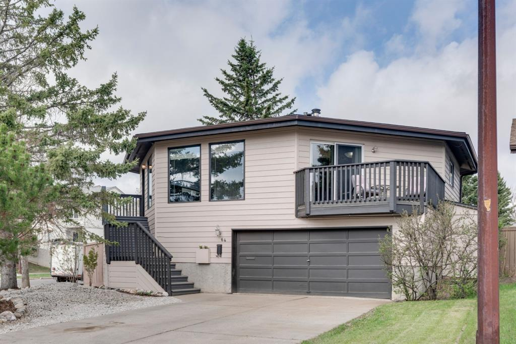 64 Woodbrook Court SW - Woodbine Detached for sale, 4 Bedrooms (A1110260) #1