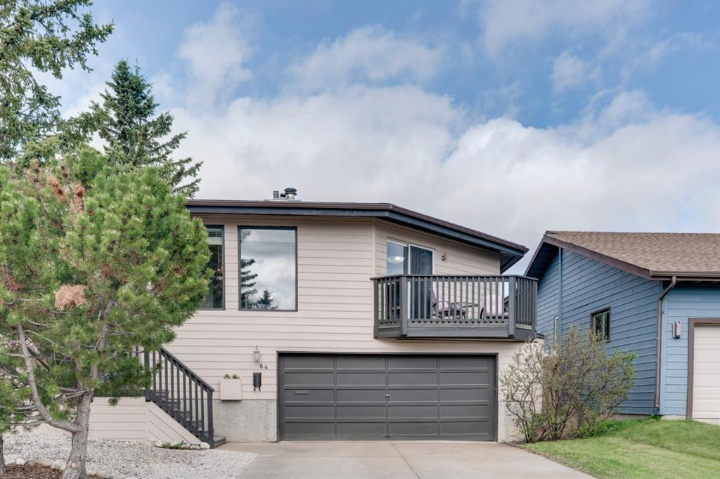 64 Woodbrook Court SW - Woodbine Detached for sale, 4 Bedrooms (A1110260) #2