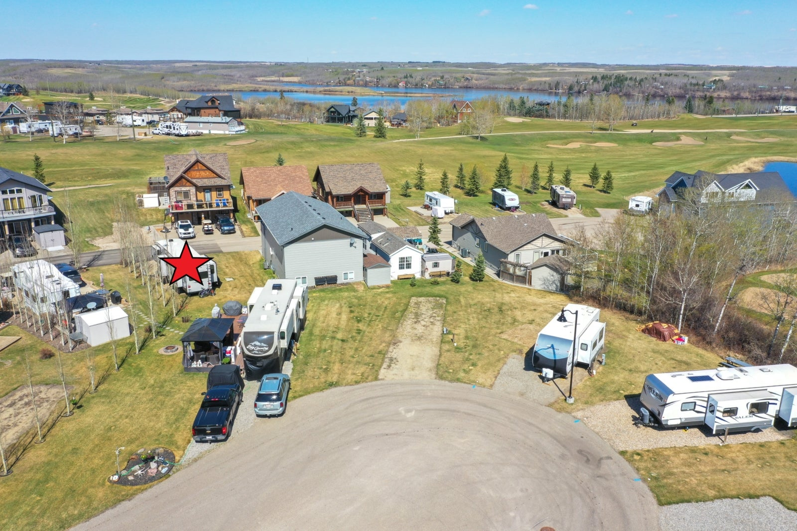 4034 25054 South Pine Lake Road, Red Deer County, AB - Whispering Pines Condominium for sale #1