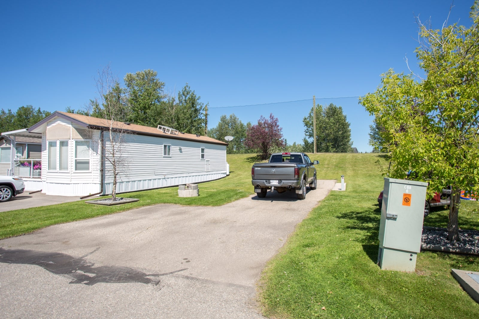 3009 -25074 South Pine Lake Road, Red Deer County  - Whispering Pines Condominium for sale(A1018672) #1