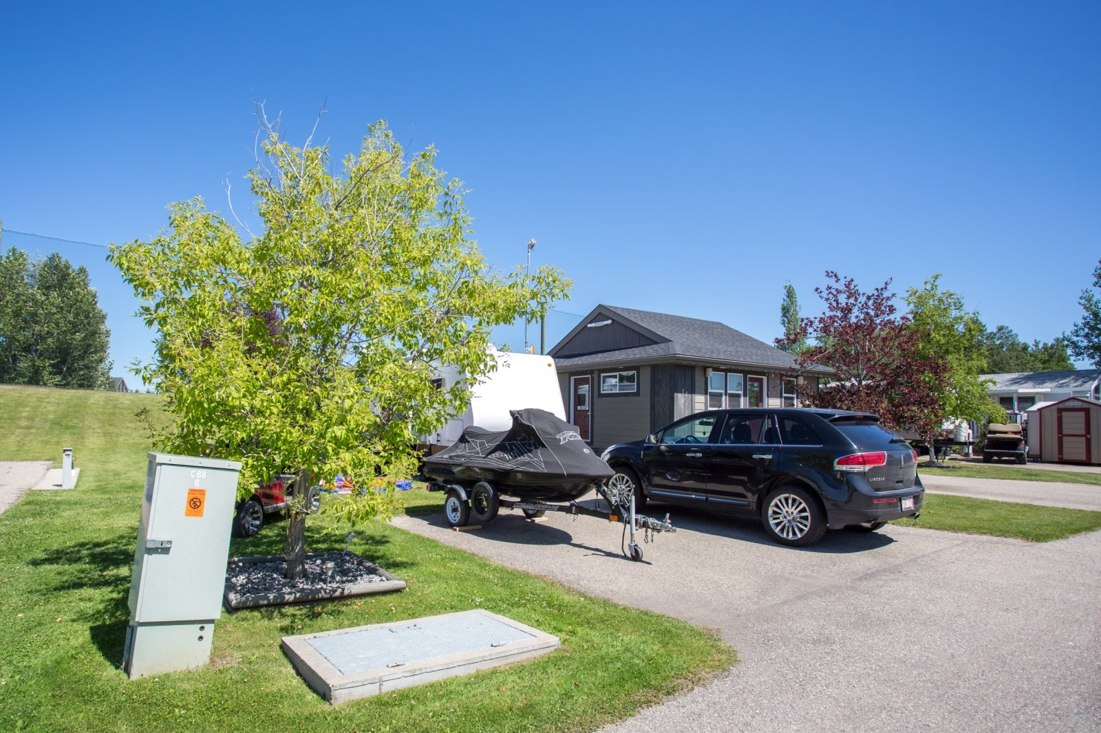 3010 25074 South Pine Lake Road, Red Deer County  - Whispering Pines Condominium for sale(A1018690) #1