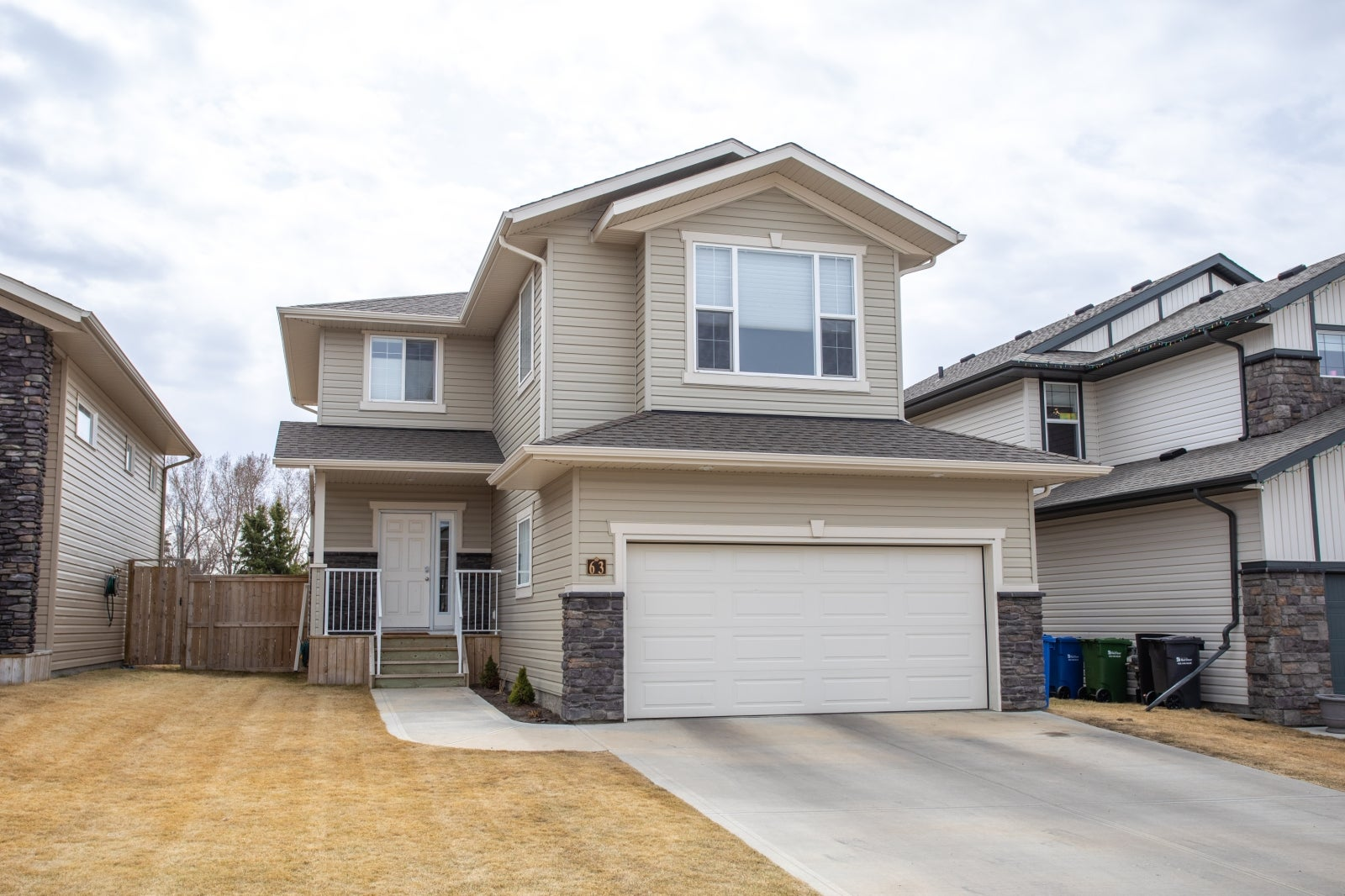 63 Thompson Cres, Red Deer, AB  T4P 0S1 - Timberstone Detached for sale, 3 Bedrooms (A1100641) #1