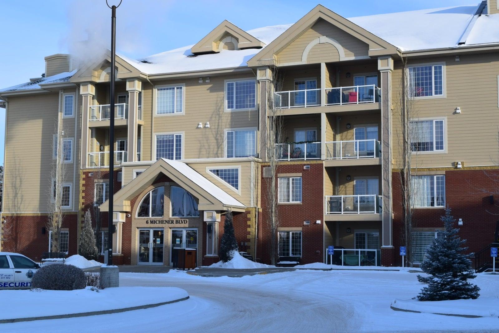 413 6 Michener Blvd, Red Deer, AB  - Michener Hill Condominium Apartment for sale(A1079529) #1