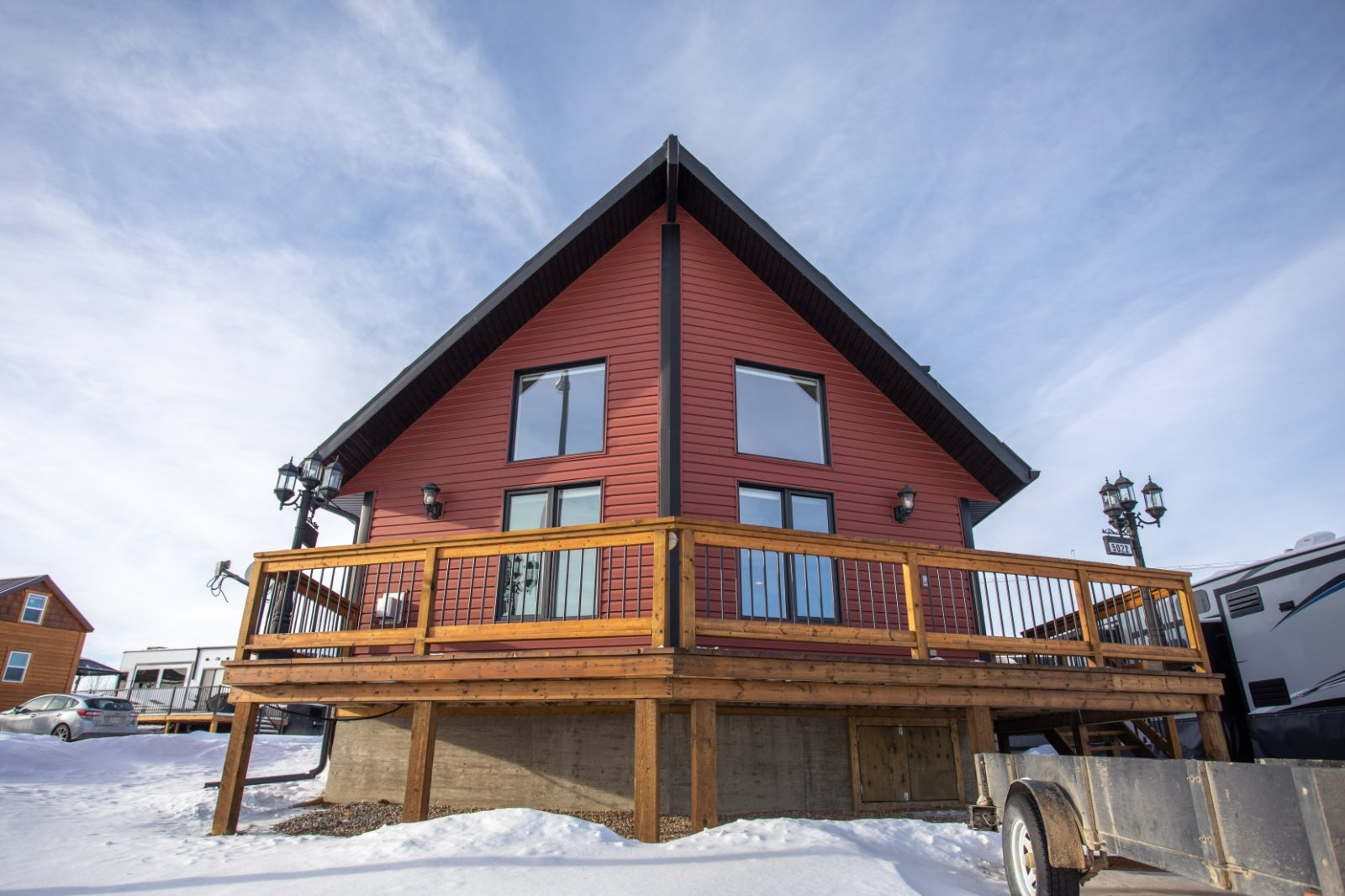 5022 25054 South Pine Lake Road, Red Deer County, AB  T0M 1R0  - Whispering Pines Condominium for sale, 2 Bedrooms  #1