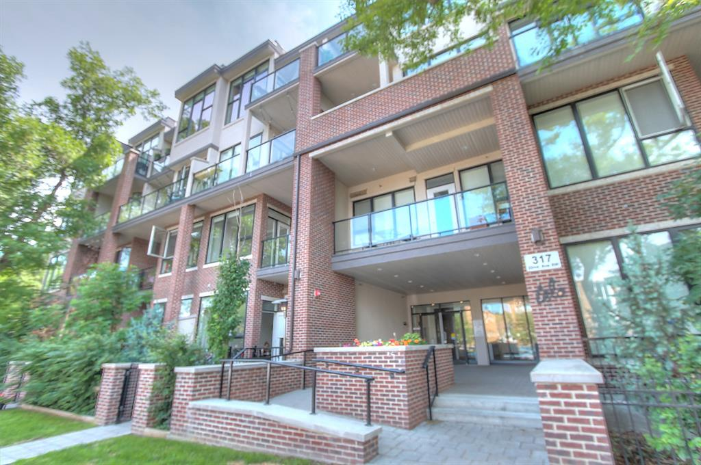 201, 317 22 Avenue SW - Mission Apartment for sale, 2 Bedrooms (A1127636) #1