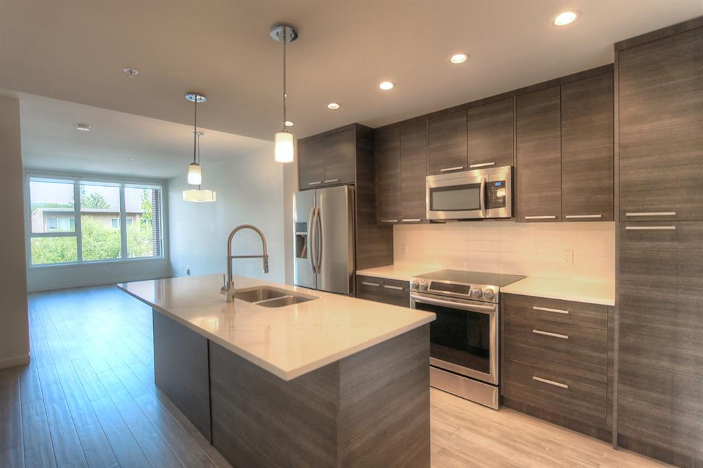 201, 317 22 Avenue SW - Mission Apartment for sale, 2 Bedrooms (A1127636) #4