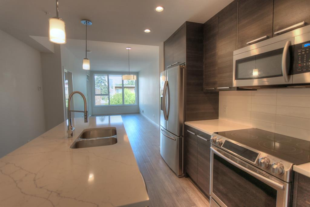 201, 317 22 Avenue SW - Mission Apartment for sale, 2 Bedrooms (A1127636) #5