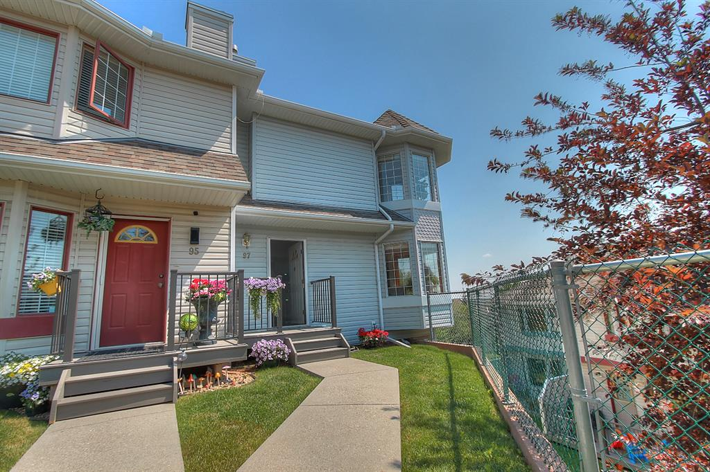 97 Patina Point SW - Patterson Row/Townhouse for sale, 2 Bedrooms (A1131312) #1