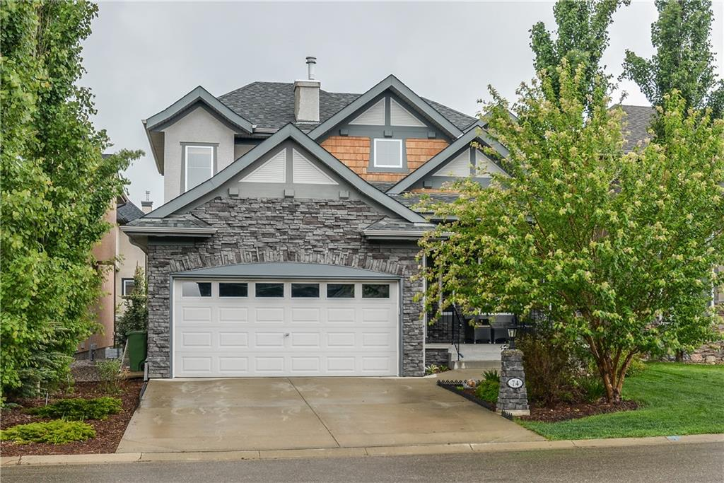 74 Cougar Plateau Circle Sw - Cougar Ridge Detached for sale, 4 Bedrooms (C4050445) #1