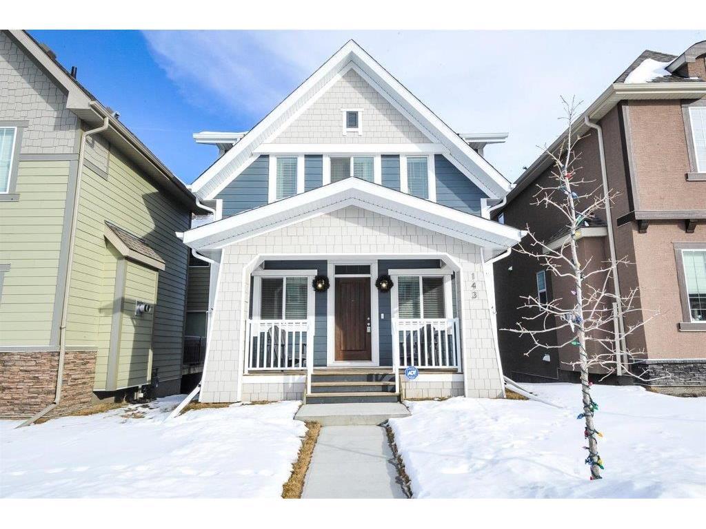 143 Mahogany Grove Se - Mahogany Detached for sale, 4 Bedrooms (C4099176) #1