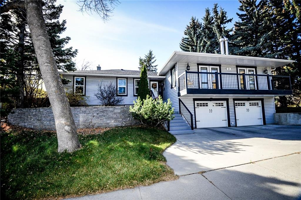 51 Chancellor Way Nw - Cambrian Heights Detached for sale, 4 Bedrooms (C3494253) #1