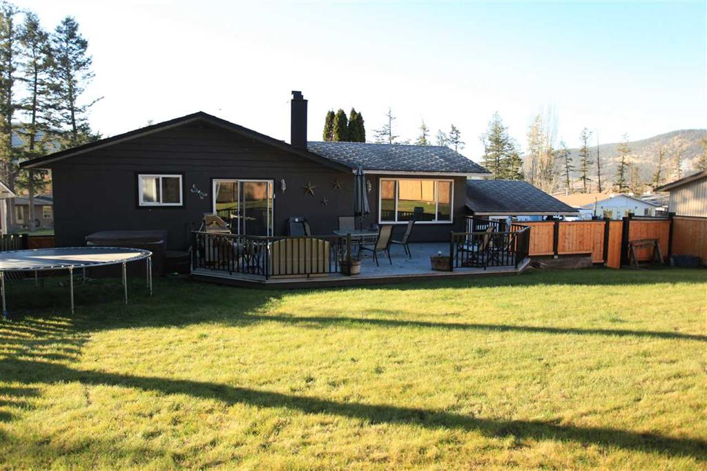 580 Midnight Drive - Williams Lake (zone 27) HOUSE for sale, 4 Bedrooms (R2122721) #1