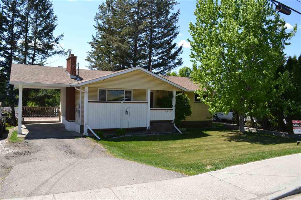 1025 N 11th Avenue - Williams Lake (zone 27) HOUSE for sale, 4 Bedrooms (R2152021) #1