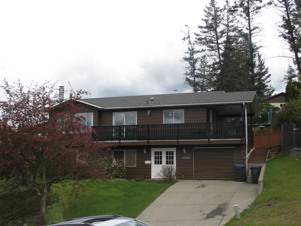 1086 Slater Street - Williams Lake (zone 27) HOUSE for sale, 3 Bedrooms (R2166026) #1