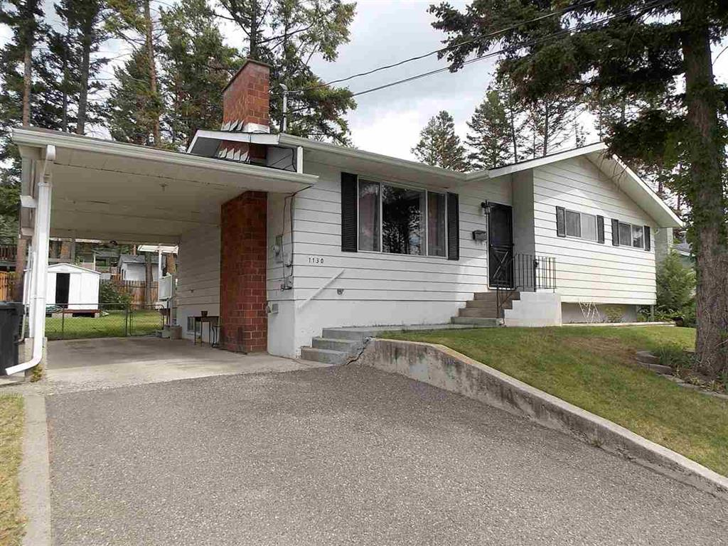 1130 11 Avenue - Williams Lake (zone 27) HOUSE for sale, 4 Bedrooms (R2065136) #1