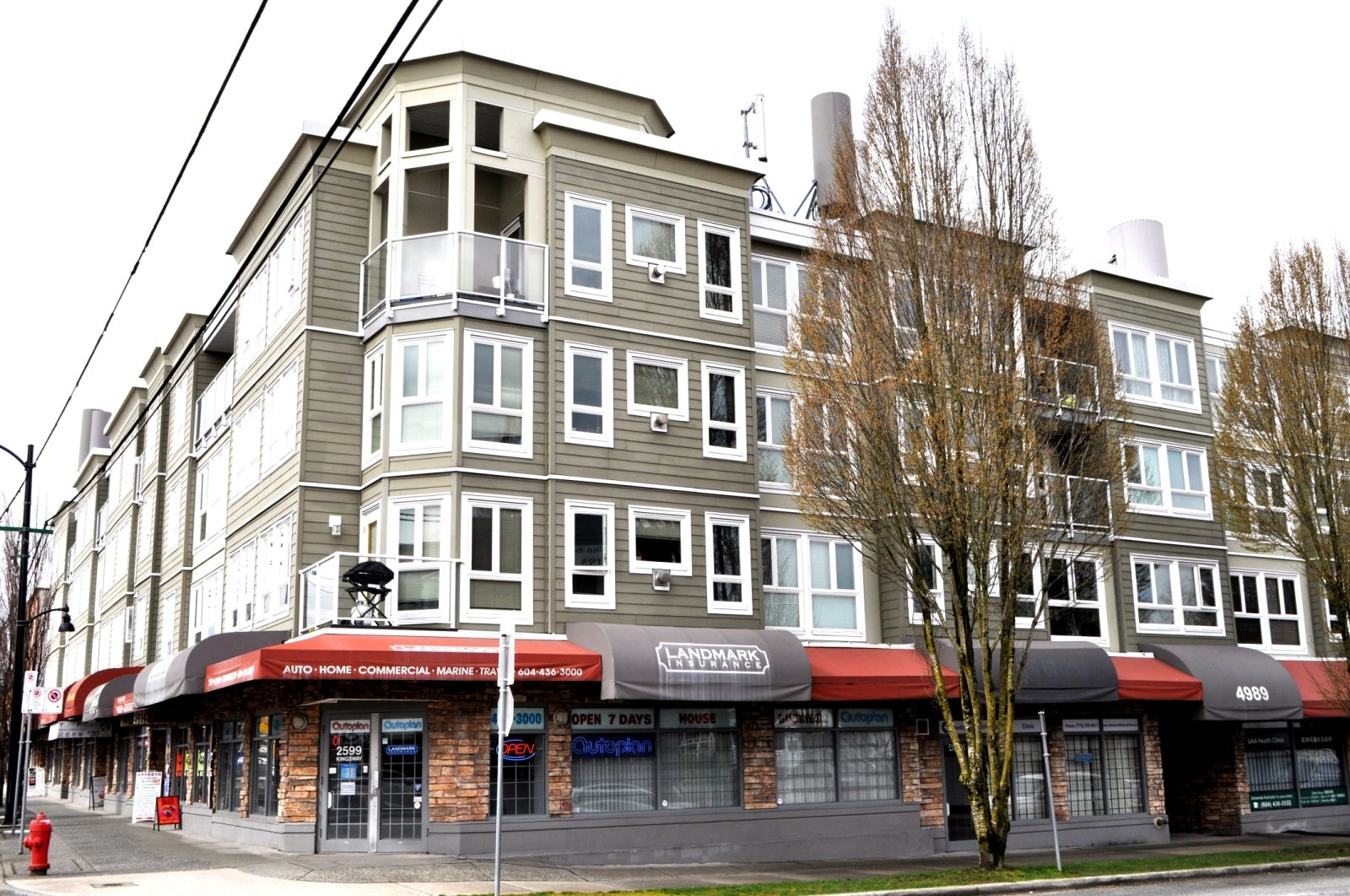 #209 4989 Duchess St. Vancouver BC - Collingwood VE Apartment/Condo for sale, 1 Bedroom (R2255512) #1
