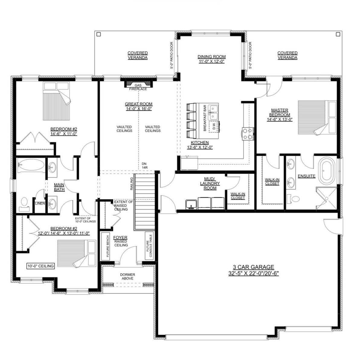 The Riverview - Nithburg Single Family for sale, 3 Bedrooms