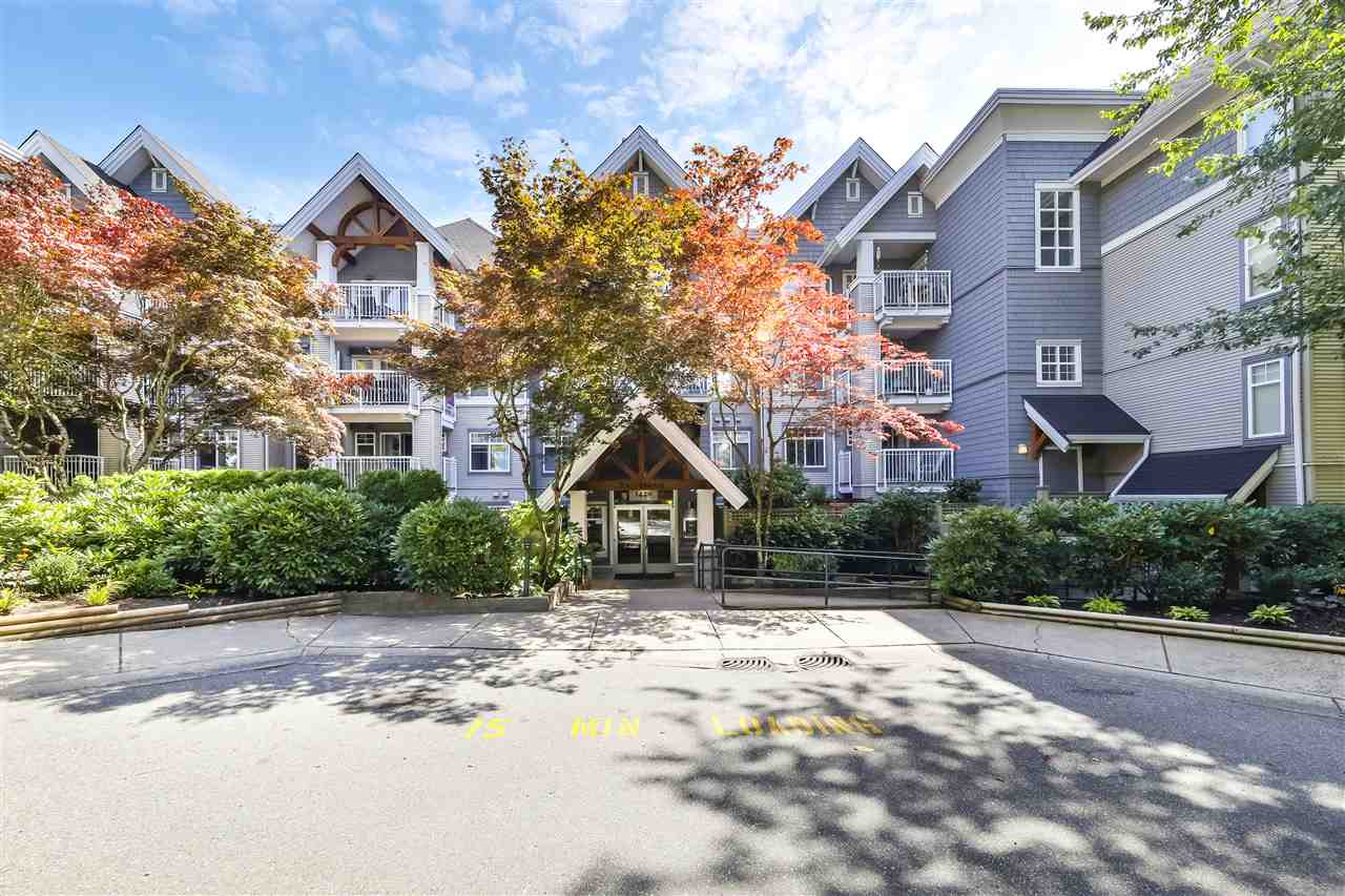 203 1420 PARKWAY BOULEVARD - Westwood Plateau Apartment/Condo for sale, 2 Bedrooms (R2546142)