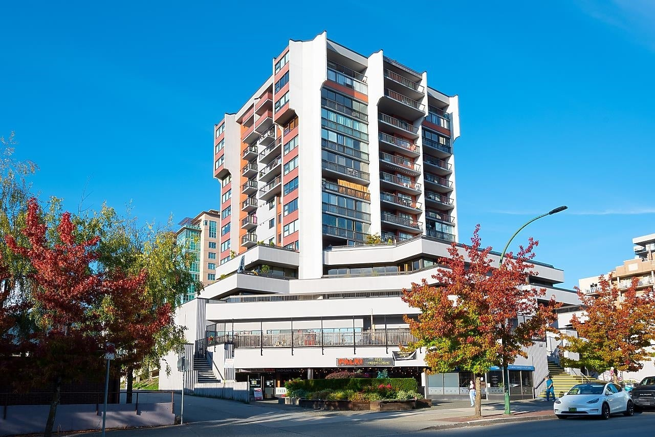 503 1515 EASTERN AVENUE - Central Lonsdale Apartment/Condo for sale, 1 Bedroom (R2619135)