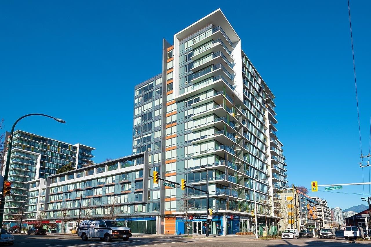 528 1783 MANITOBA STREET - False Creek Apartment/Condo for sale, 2 Bedrooms (R2595306)