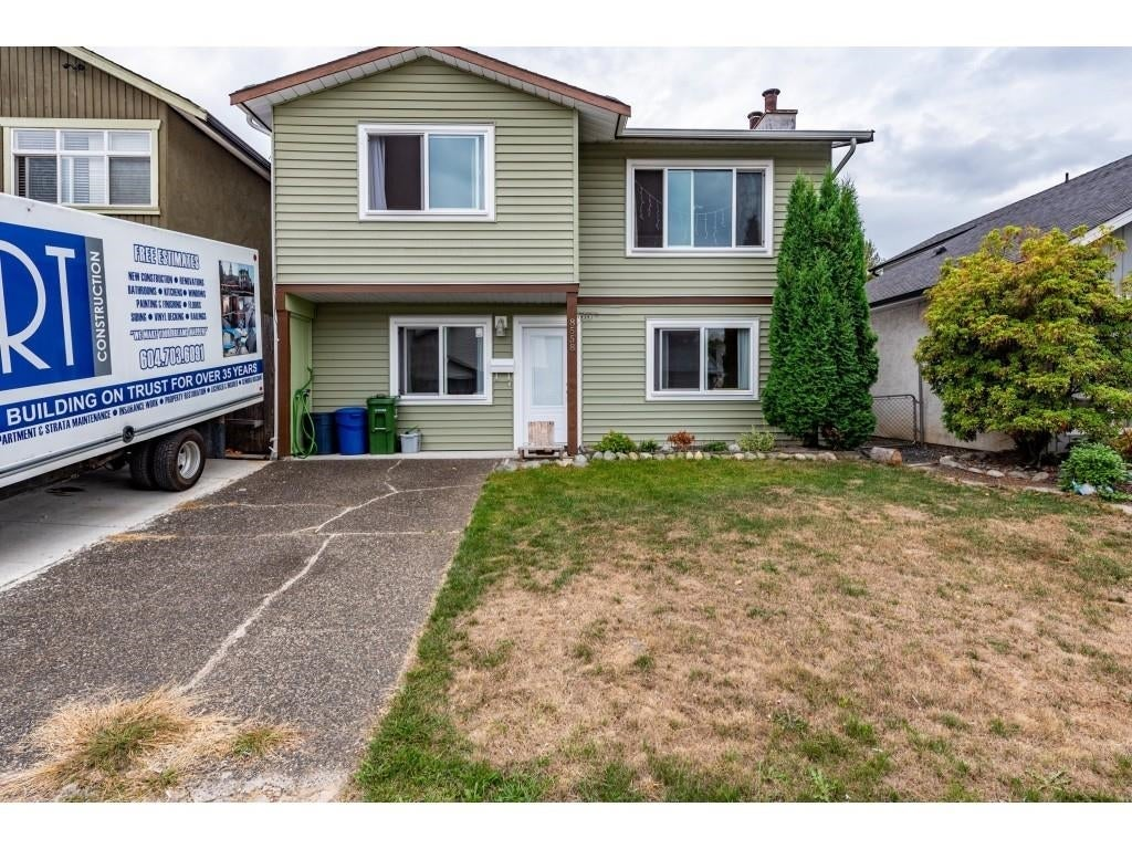 8558 MCCUTCHEON AVENUE - Chilliwack W Young-Well House/Single Family for sale, 4 Bedrooms (R2611433)