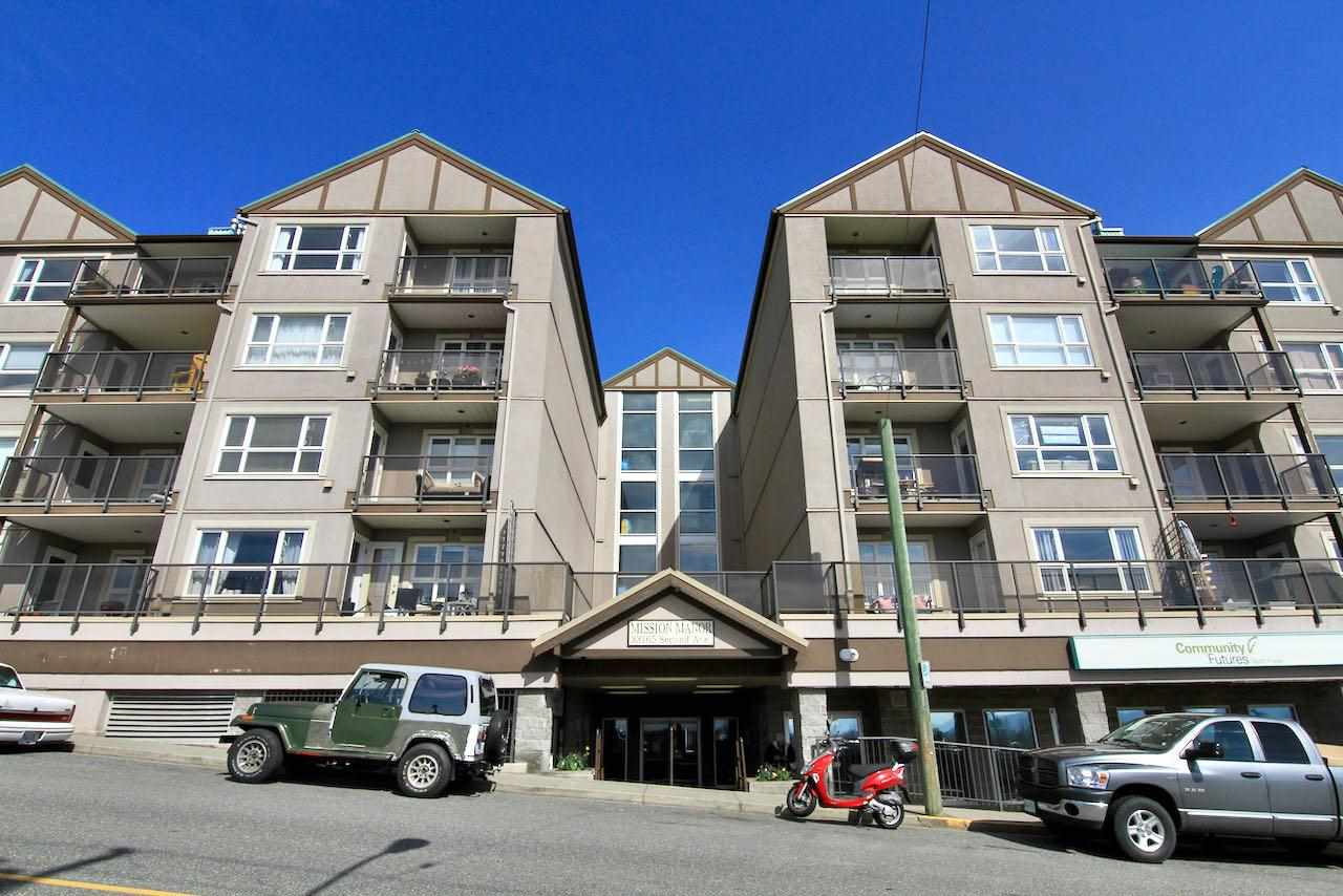 105 33165 2ND AVENUE - Mission BC Apartment/Condo for sale, 1 Bedroom (R2575183)