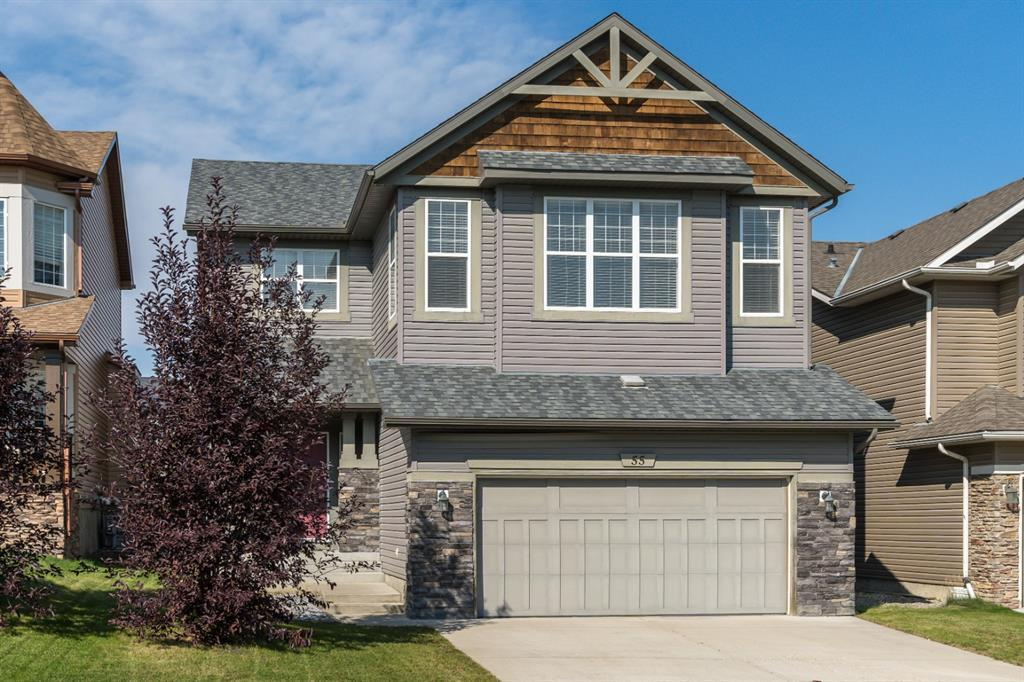 55 Cougartown Close SW - Cougar Ridge Detached for sale, 3 Bedrooms (A1141434)