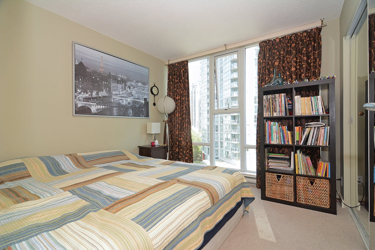 801-455 Beach Crescent, Vancouver, BC,  - Yaletown Apartment/Condo for sale, 1 Bedroom  #14