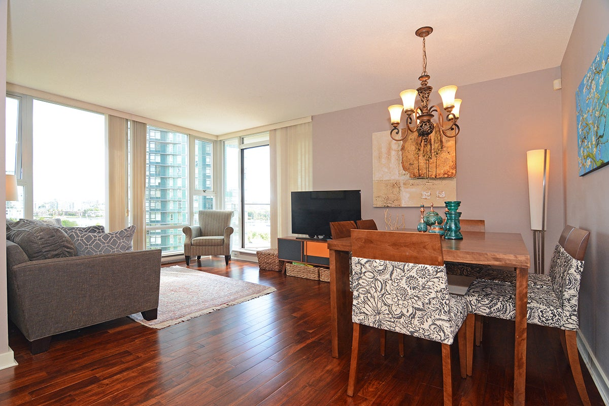 801-455 Beach Crescent, Vancouver, BC,  - Yaletown Apartment/Condo for sale, 1 Bedroom  #18