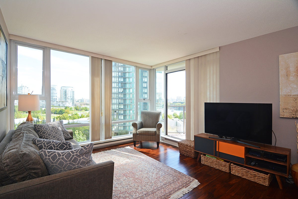 801-455 Beach Crescent, Vancouver, BC,  - Yaletown Apartment/Condo for sale, 1 Bedroom  #20