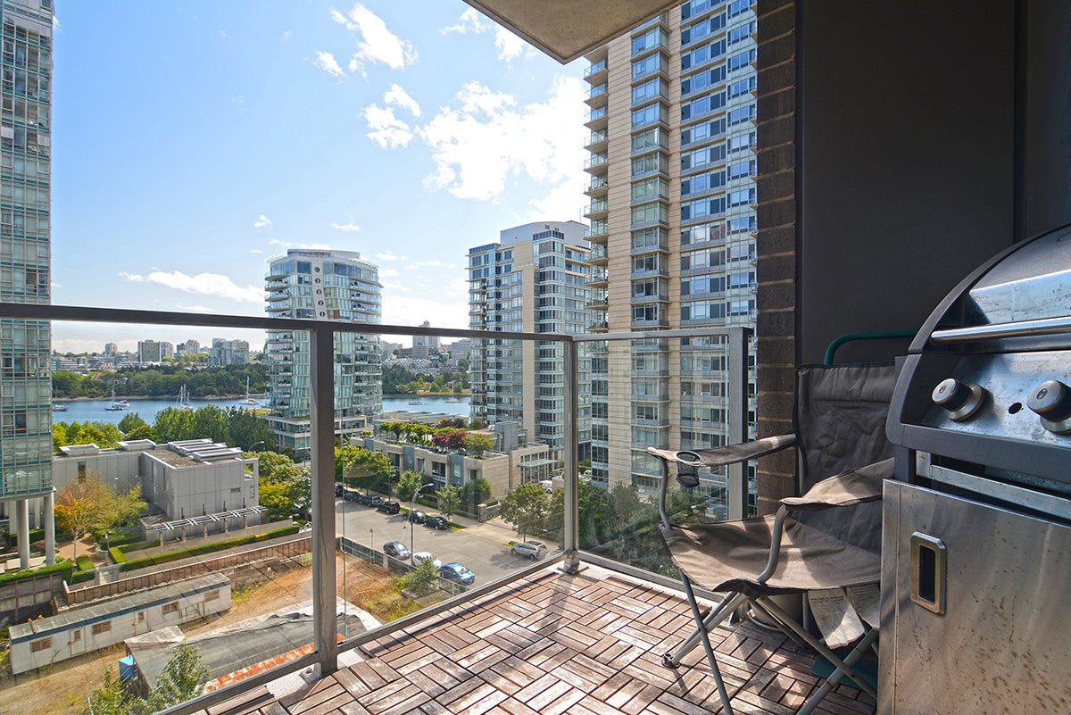 801-455 Beach Crescent, Vancouver, BC,  - Yaletown Apartment/Condo for sale, 1 Bedroom  #2