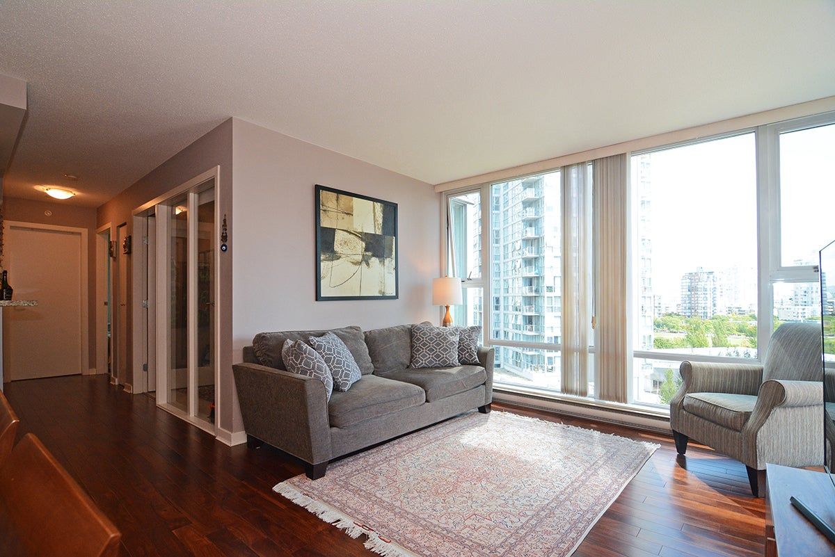 801-455 Beach Crescent, Vancouver, BC,  - Yaletown Apartment/Condo for sale, 1 Bedroom  #23