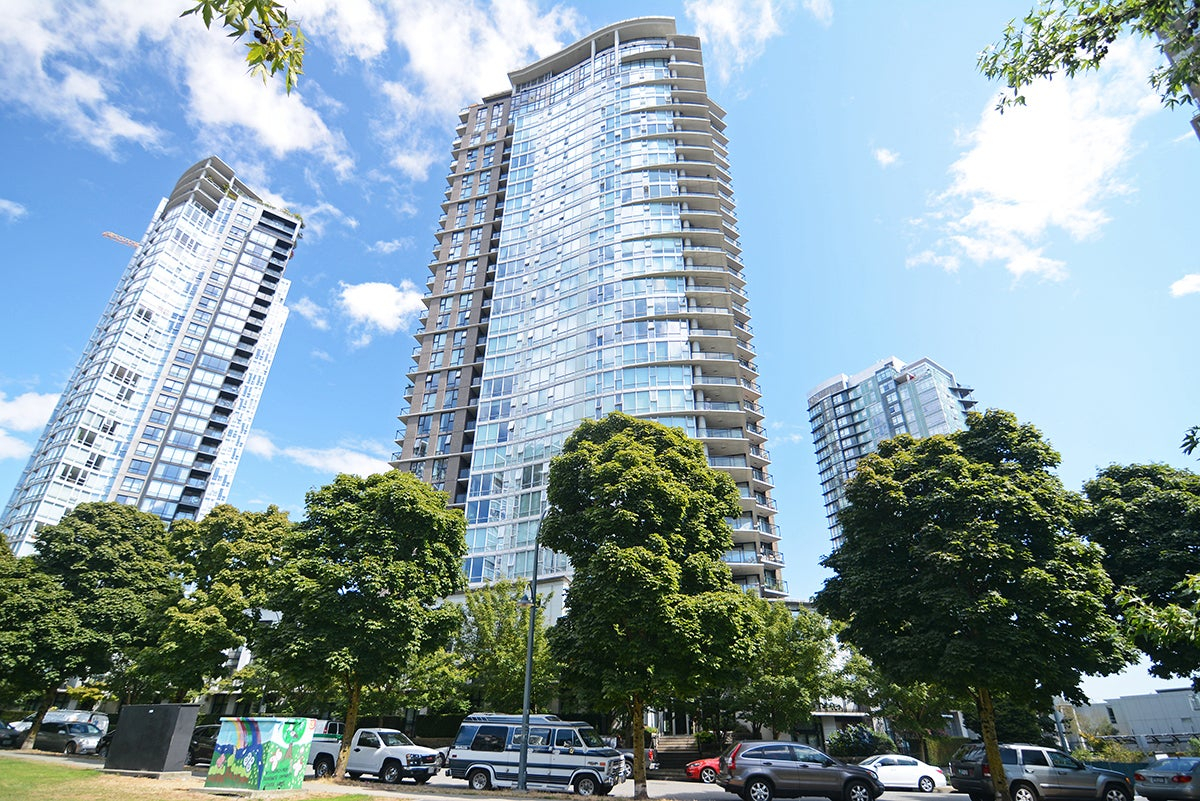 801-455 Beach Crescent, Vancouver, BC,  - Yaletown Apartment/Condo for sale, 1 Bedroom  #29