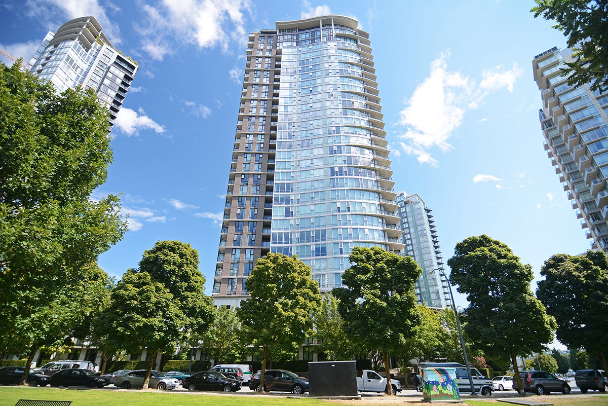 801-455 Beach Crescent, Vancouver, BC,  - Yaletown Apartment/Condo for sale, 1 Bedroom  #1