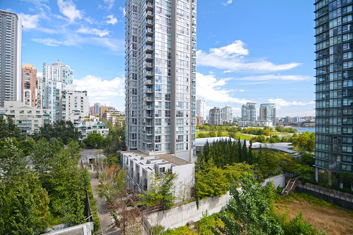 801-455 Beach Crescent, Vancouver, BC,  - Yaletown Apartment/Condo for sale, 1 Bedroom  #3