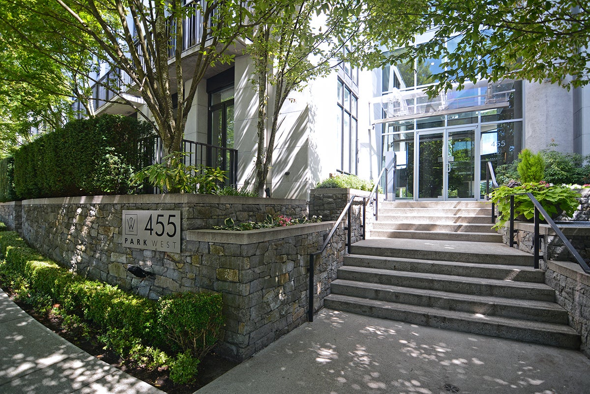 801-455 Beach Crescent, Vancouver, BC,  - Yaletown Apartment/Condo for sale, 1 Bedroom  #30