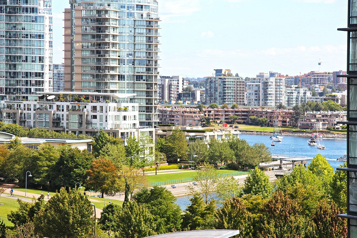 801-455 Beach Crescent, Vancouver, BC,  - Yaletown Apartment/Condo for sale, 1 Bedroom  #34