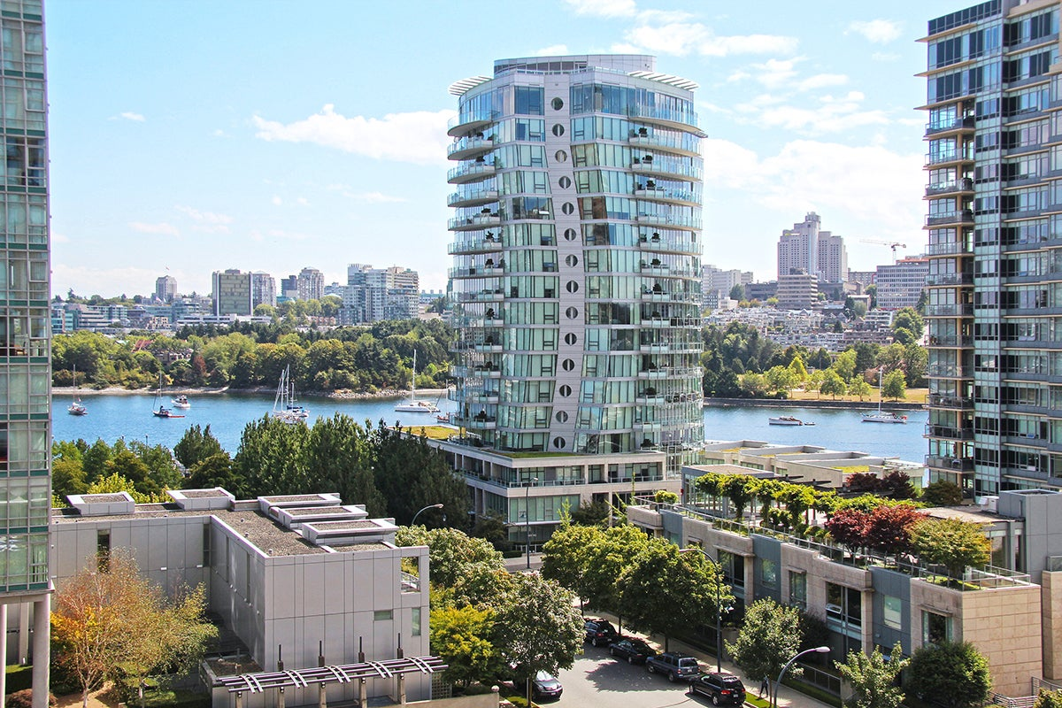 801-455 Beach Crescent, Vancouver, BC,  - Yaletown Apartment/Condo for sale, 1 Bedroom  #36