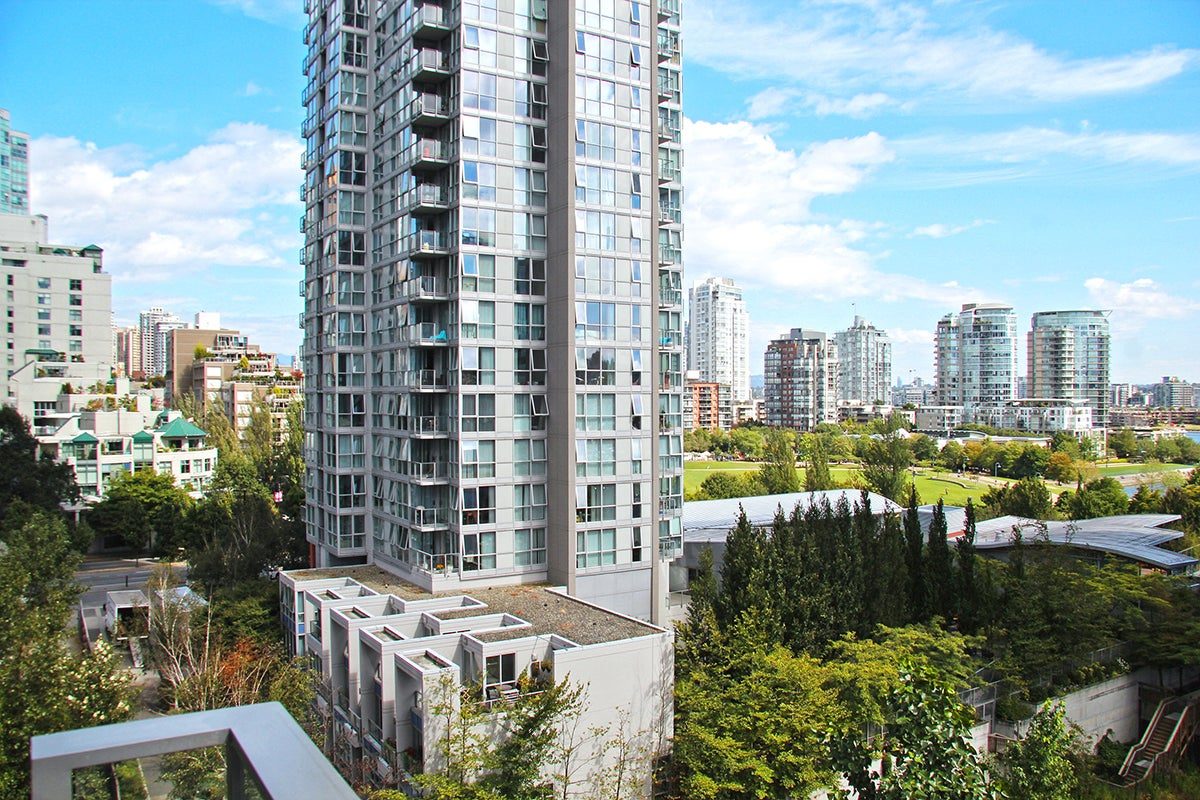 801-455 Beach Crescent, Vancouver, BC,  - Yaletown Apartment/Condo for sale, 1 Bedroom  #37