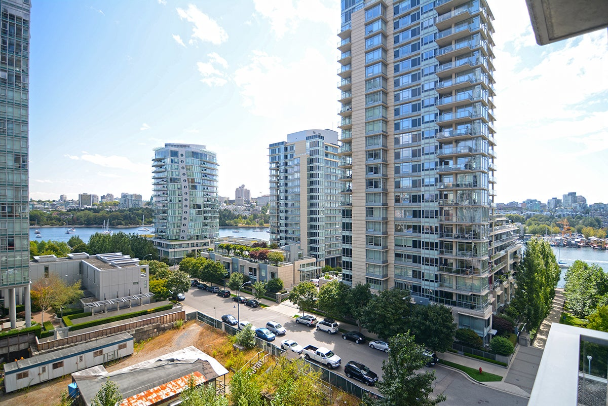 801-455 Beach Crescent, Vancouver, BC,  - Yaletown Apartment/Condo for sale, 1 Bedroom  #4