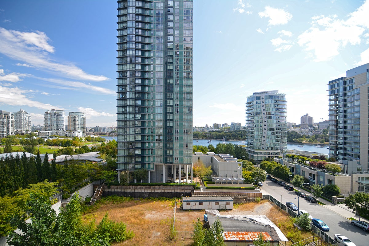 801-455 Beach Crescent, Vancouver, BC,  - Yaletown Apartment/Condo for sale, 1 Bedroom  #5