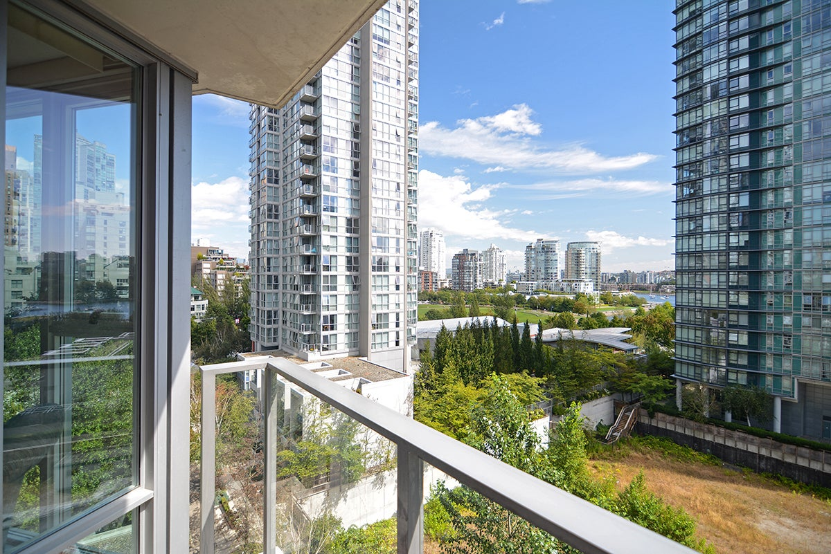 801-455 Beach Crescent, Vancouver, BC,  - Yaletown Apartment/Condo for sale, 1 Bedroom  #6