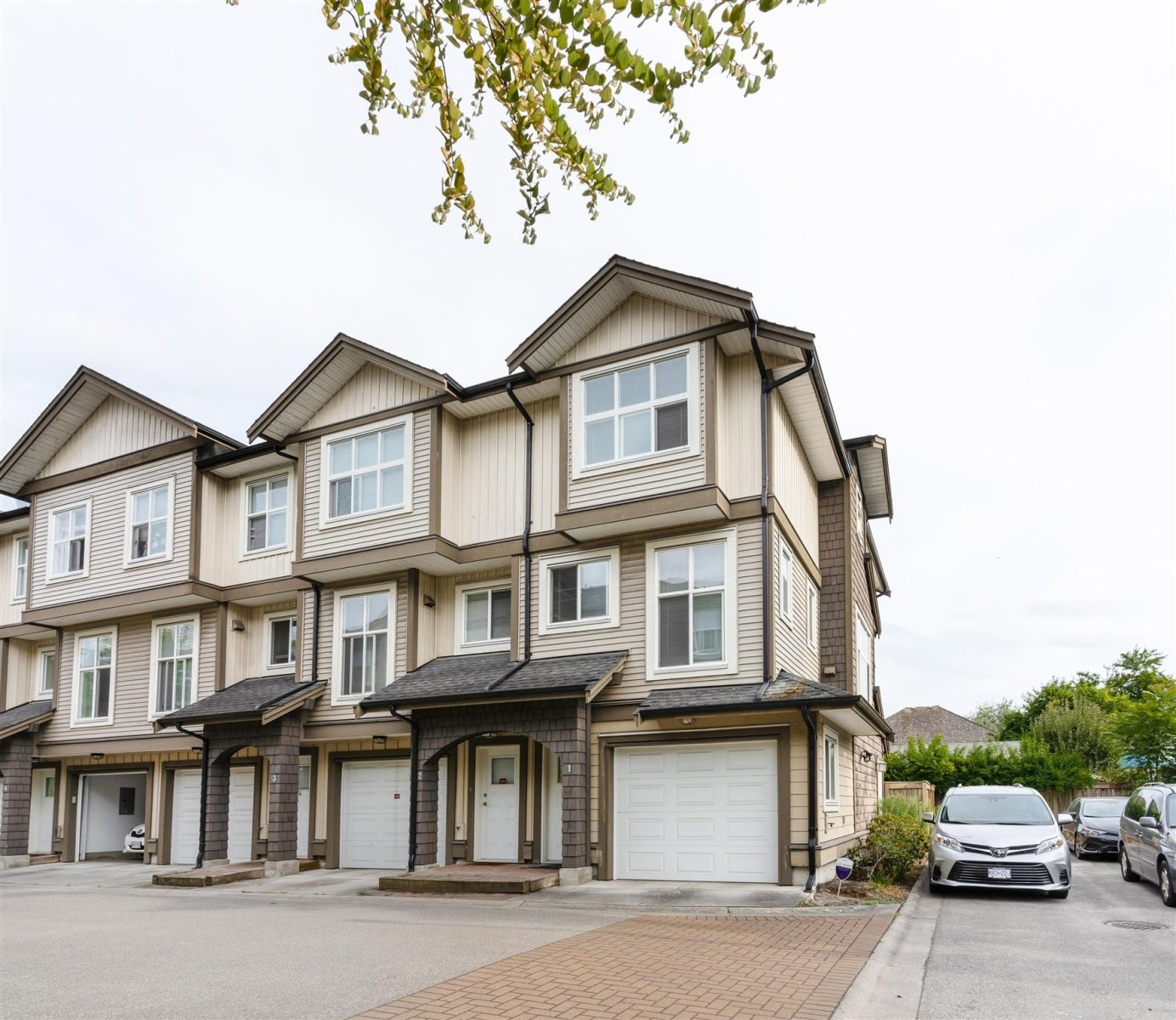 1 5988 LANCING ROAD - Granville Townhouse for sale, 3 Bedrooms (R2612029)
