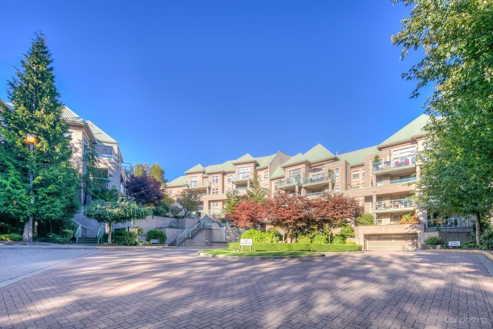 406A 301 MAUDE ROAD - North Shore Pt Moody Apartment/Condo for sale, 2 Bedrooms (R2624255)
