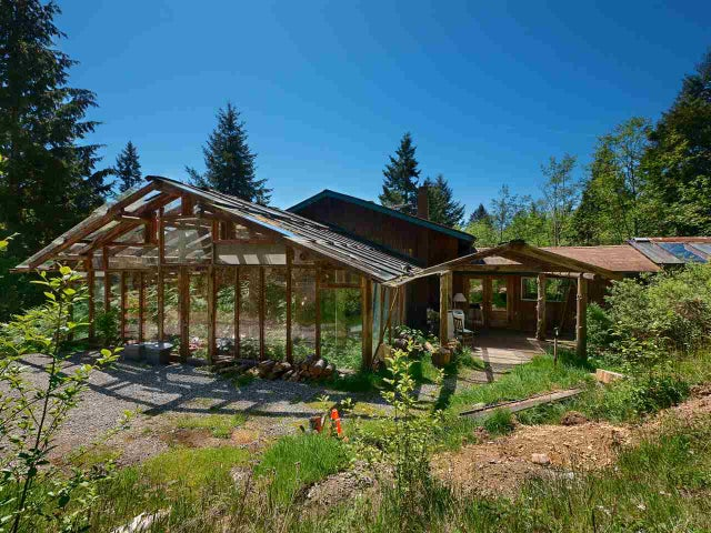 2464 GRANT ROAD - Roberts Creek House/Single Family for sale, 1 Bedroom (R2168675)