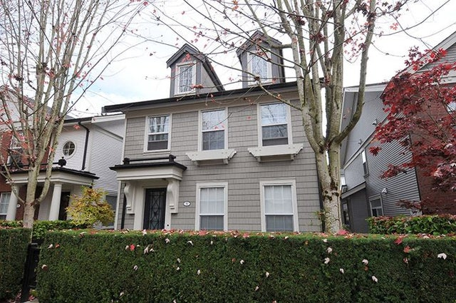 8 19490 FRASER WAY - South Meadows Townhouse for sale, 3 Bedrooms (R2317972) #1