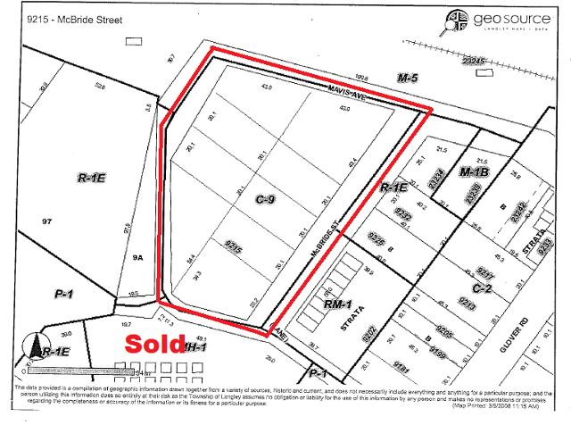 9215 McBride Street -  Land for sale